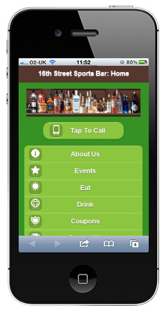 16th St Sports Bar Mobile