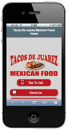 tacos de juarez
